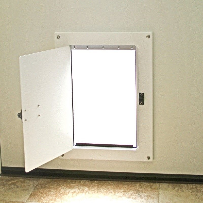 Watchdog Security Dog Door Cover Locking Dog Door Dogs