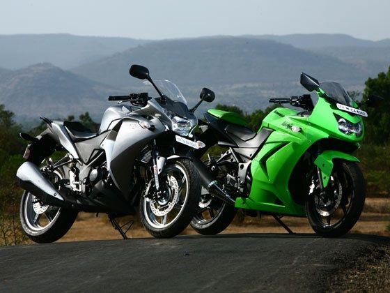 Best Comparison Between Kawasaki Ninja 250 Honda Cbr 250r Con