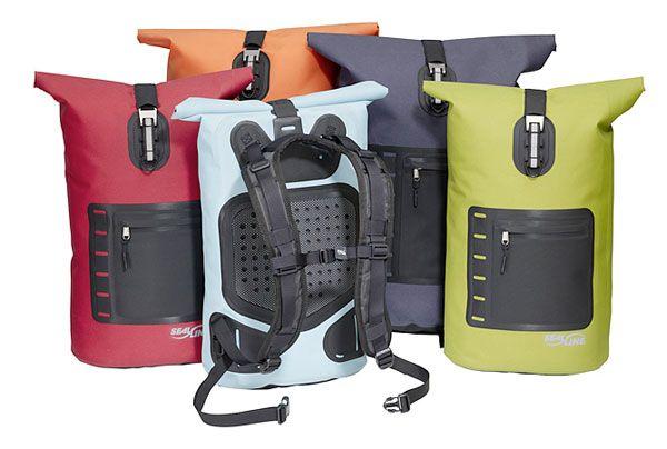 Waterproof backpacks! | Boating Accessories | Pinterest | Seals ...