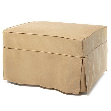 Castro Ottoman Bed W Single Mattress And Slip Cover P Ottoman