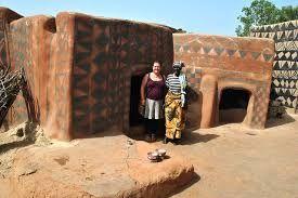 Bilderesultat for details du village de Tiebele, Burkina Faso
