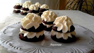 Photo of Very tasty, chocolate and tender cakes …