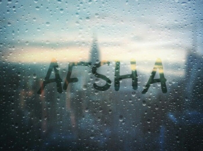 AFSHA ^_^