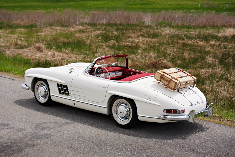 1963 Mercedes Benz 300 Sl Roadster Mercedes Benz Cars Classic