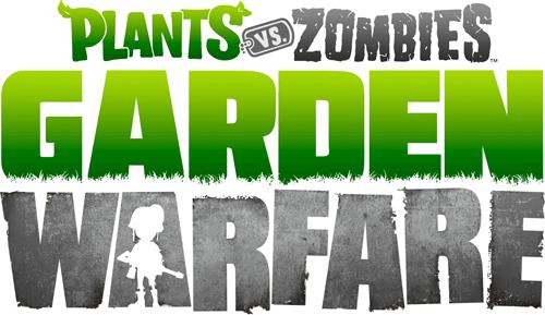 Plants Vs Zombies Garden Warfare Logo Arte Grafico Arte Zombis