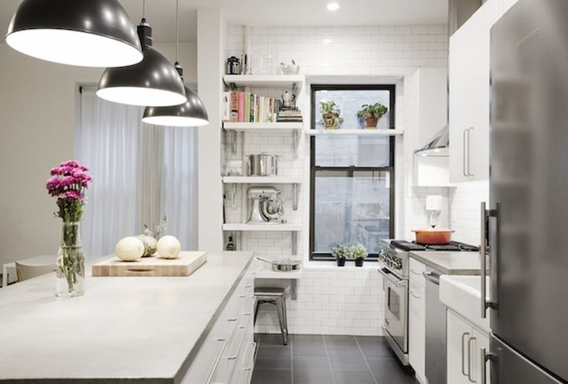 Before & After Practical Upgrades For A Brooklyn Kitchen Delectable Brooklyn Kitchen Design Review