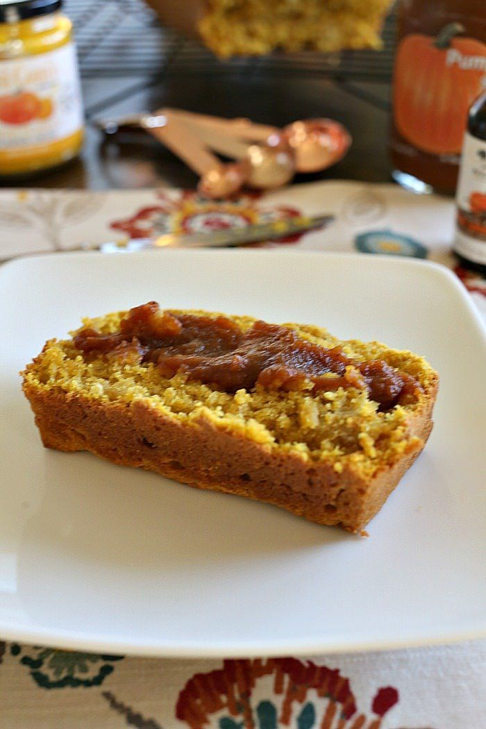 Easy pumpkin quick bread perfect for fall baking. Incredibly moist bread with just the right amount of pumpkin and spice flavor. by PenneyLane.com Ad.