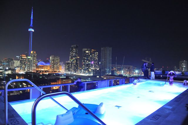 Top 10 Bachelorette Party Ideas - Toronto - | Best rooftop ...