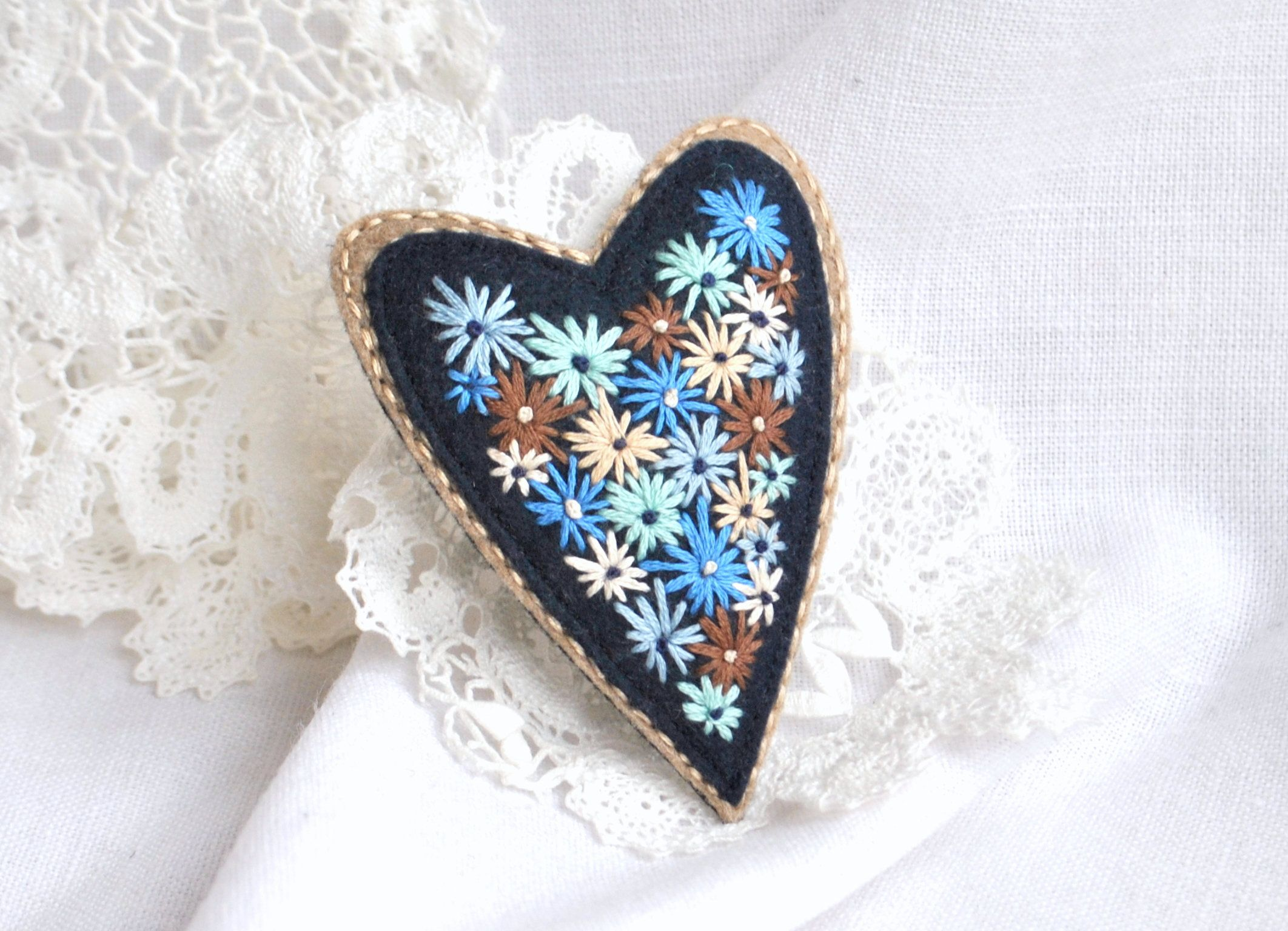 flickr photos novembermoon cathy embroidery b by in brooch cullis progress