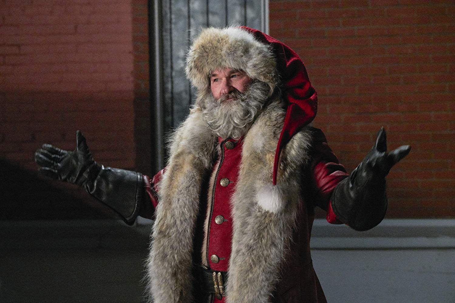 The Christmas Chronicles (2018) Trailer Kurt Russell