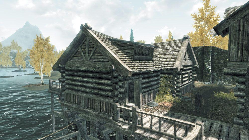 Honeyside Elder Scrolls Skyrim House Styles