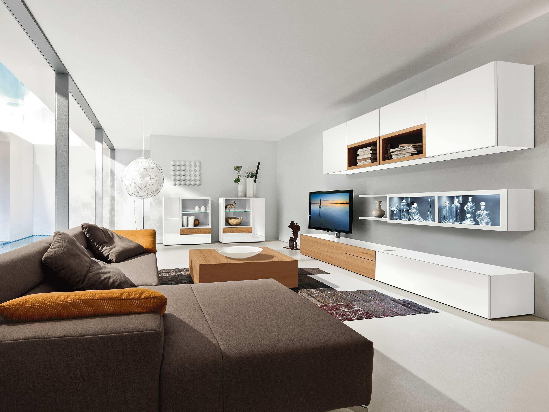 wohnwand h lsta neo h lsta wohnzimmer und schrankwand. Black Bedroom Furniture Sets. Home Design Ideas