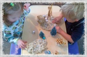 The possibilities for fun with play dough are endless. Here are some of the ways we play with it.