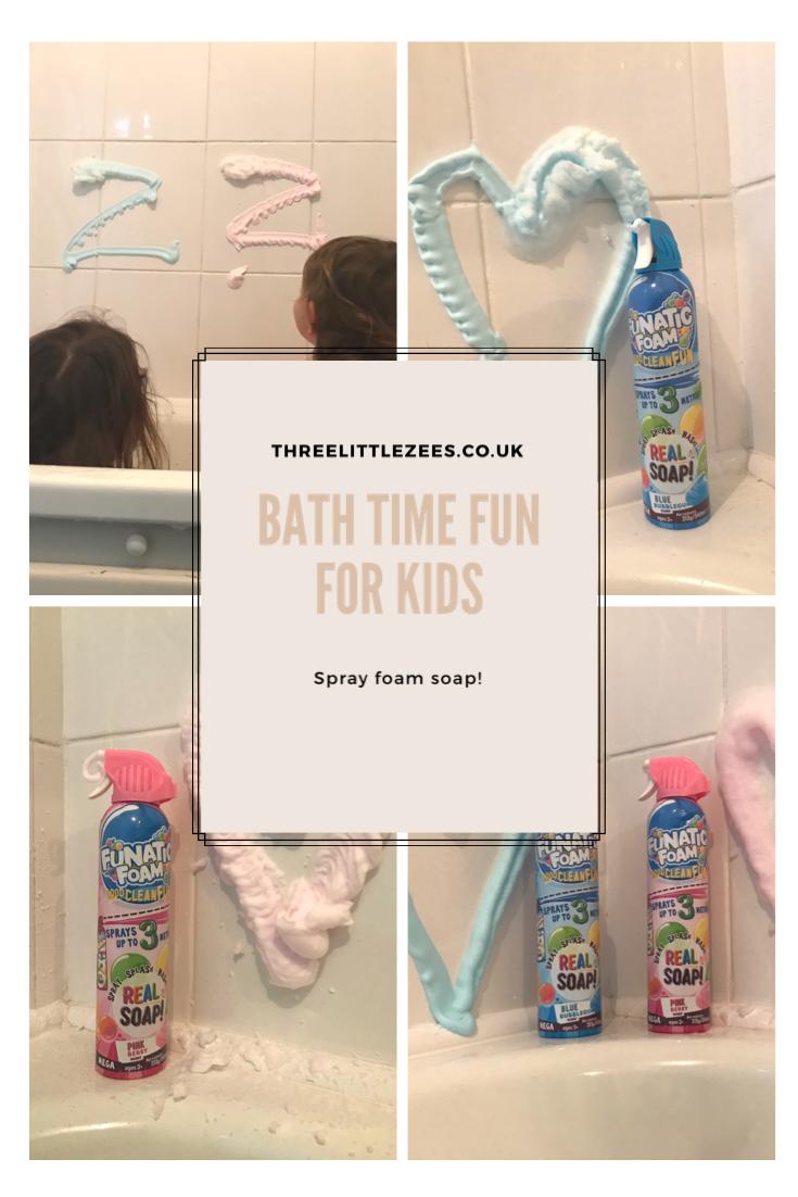 Good Clean Fun in 2020 Bath time fun, Cool kids, Fun