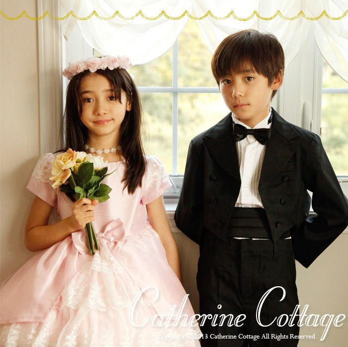 9c1ac34b168cf 結婚式、発表会に!子供用タキシード