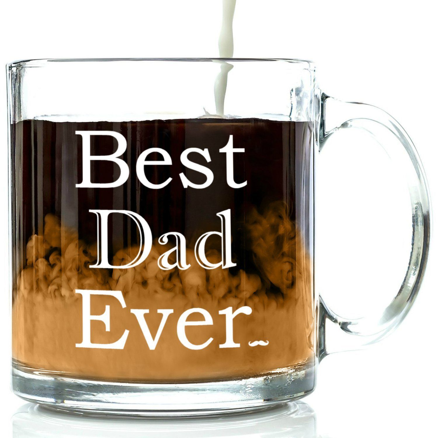 """Best Dad Ever"" Coffee Mug Now Available for a Limited"