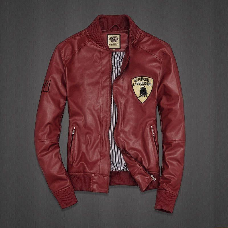 33d899775850a Мужские кожаные воротник мужской короткий пункт ПУ кожи мотоцикла кожаная  куртка мужской корейской версииновой мужской пальто пр