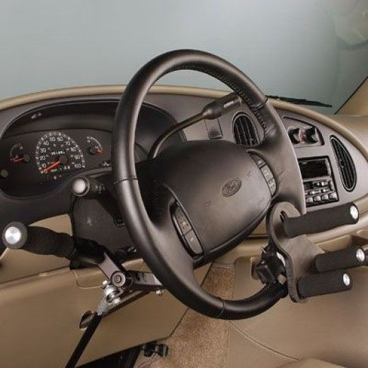 Hand Controls For Cars >> Handicap Hand Controls For Cars And Disabled Drivers