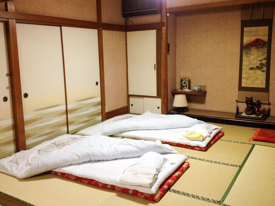 Comment organiser son voyage au Japon   Chambre traditionnelle, Le ...
