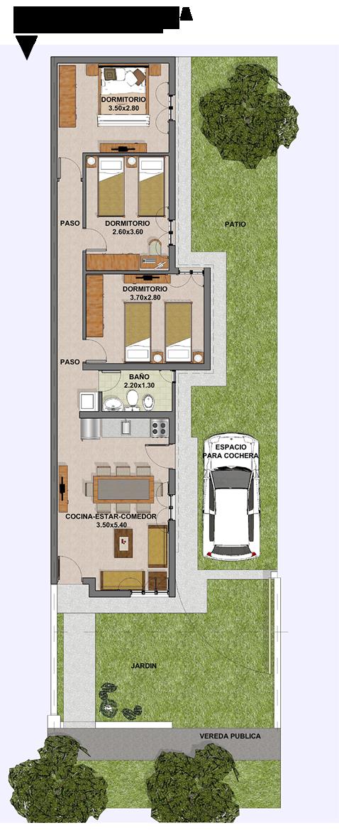 Cooperativa Horizonte  Viviendas Elegibles  Architecture