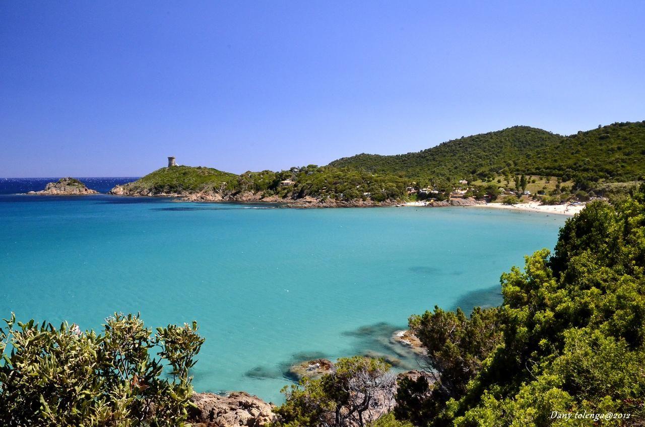 La plage et la tour de faut a dany tolenga 2012 corse italie - Alba italie office du tourisme ...