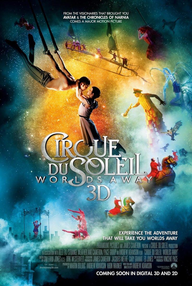 Cirque Du Soleil Outros Mundos Cirque Du Soleil Filmes
