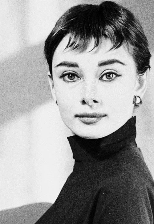 "hollywoodlady: "" Audrey Hepburn photographed by Cecil Beaton, 1954 """