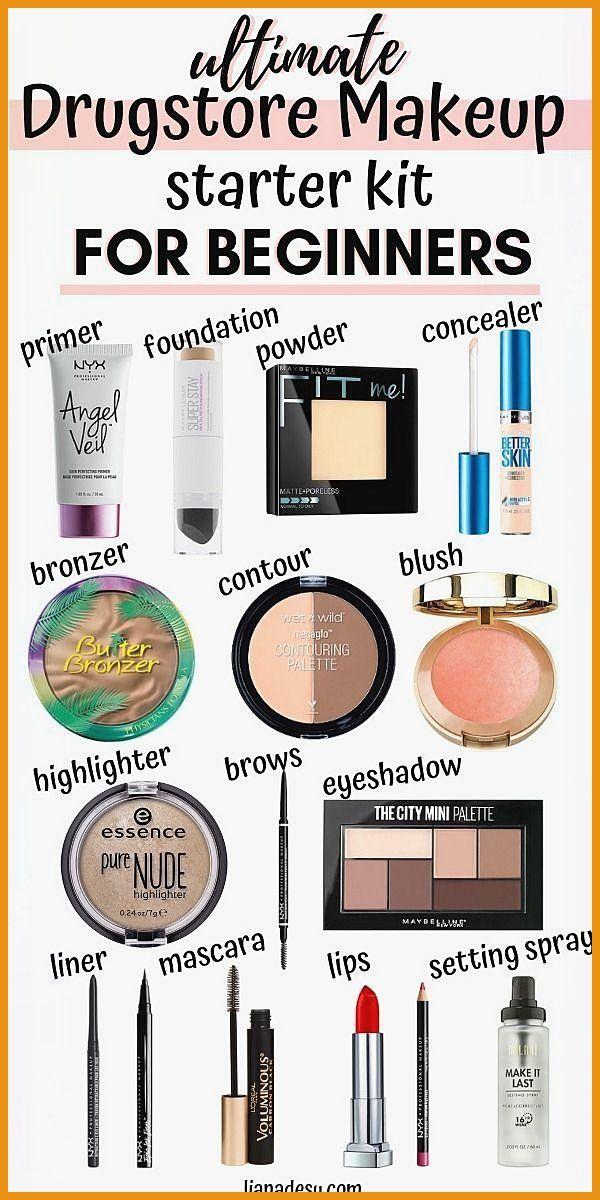 Excellent Final Drugstore Makeup Starter Equipment for