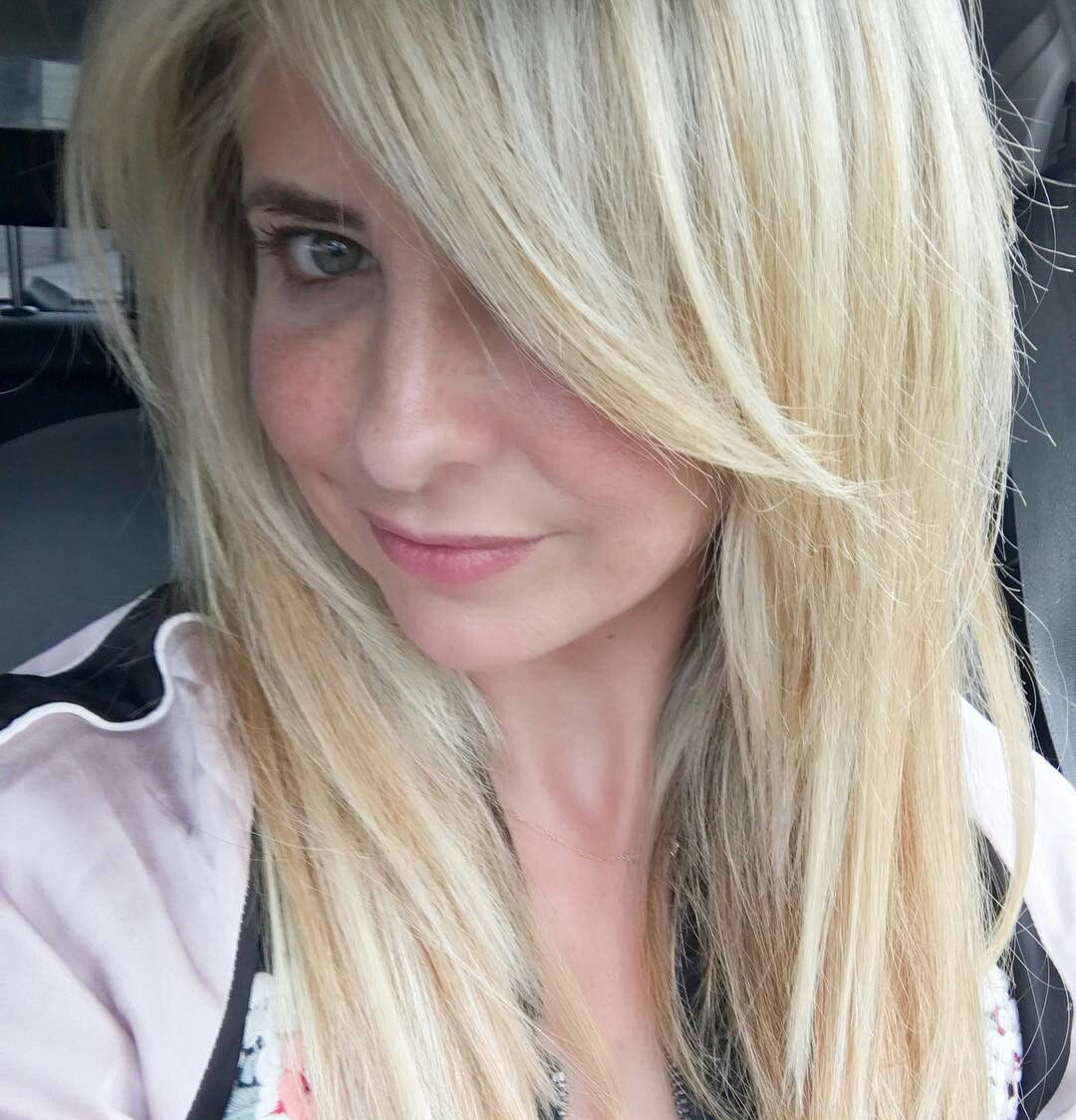 Sarah Michelle Gellar Cute New Hair And She S Still Doesn T Age At