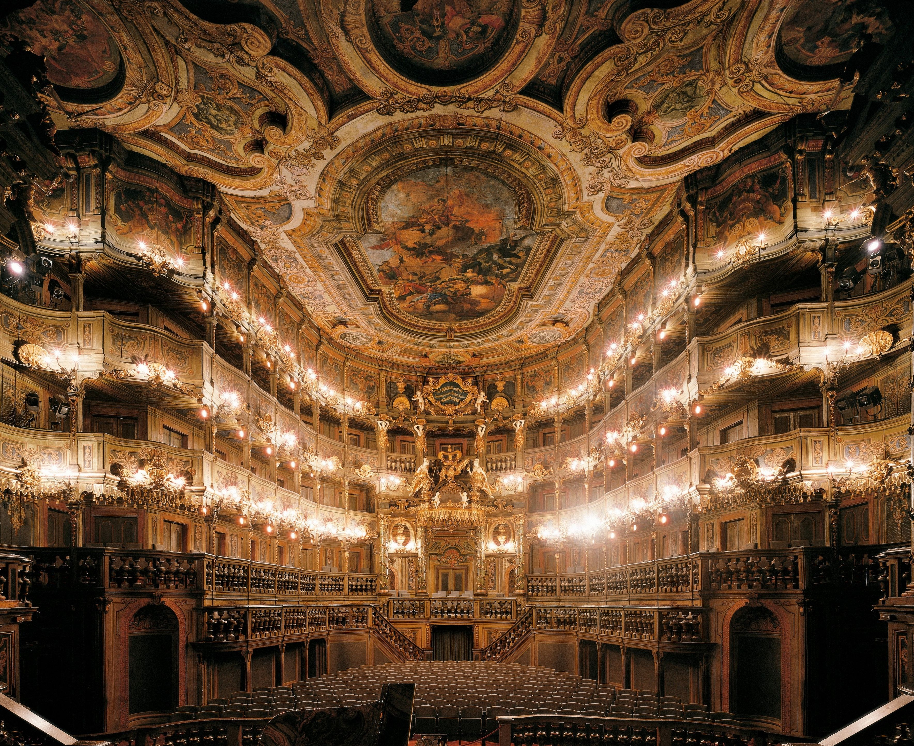 Markgrafliches Opernhaus Bayreuth Germany Bayreuth Unesco World Heritage Concert Hall Architecture