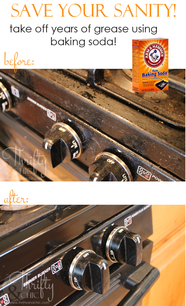 How To Clean Years Of Grease Off Appliances Recipes To
