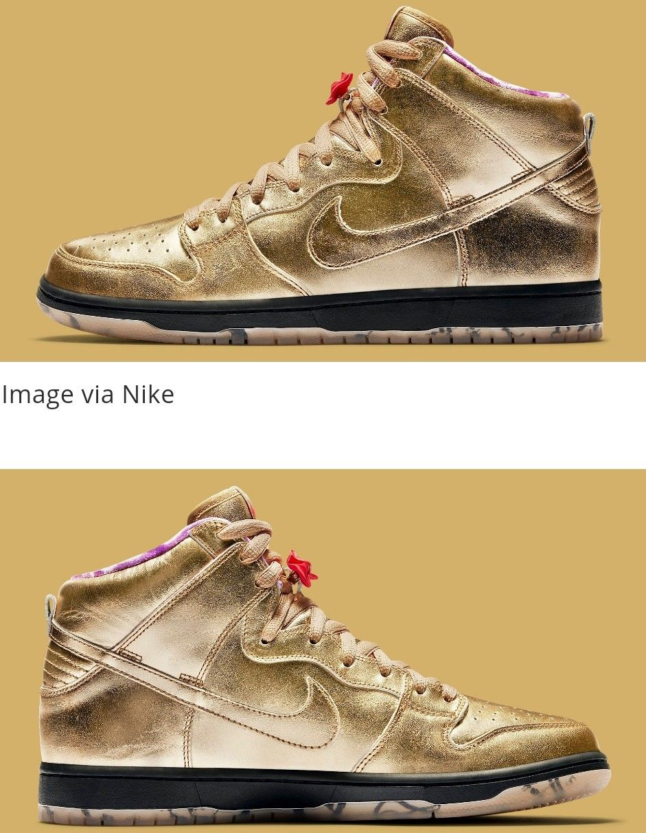 best website c37e8 1975c Humidity x Nike SB Dunk High