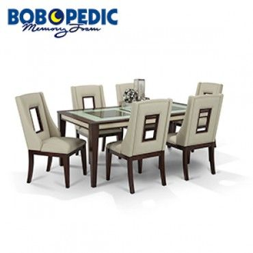 27c87b689 Kenzo 7 Piece Dining Set | My home ideas | 7 piece dining set ...
