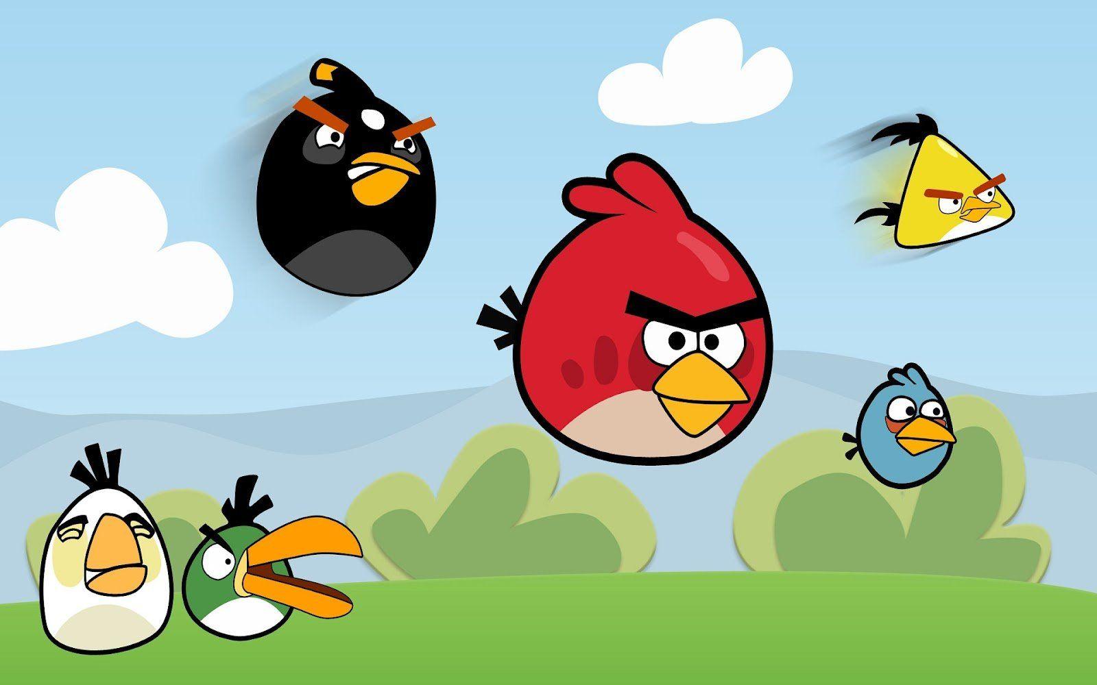 Los dibujos animados de Angry Birds llegarán el 17 de marzo | baby ...