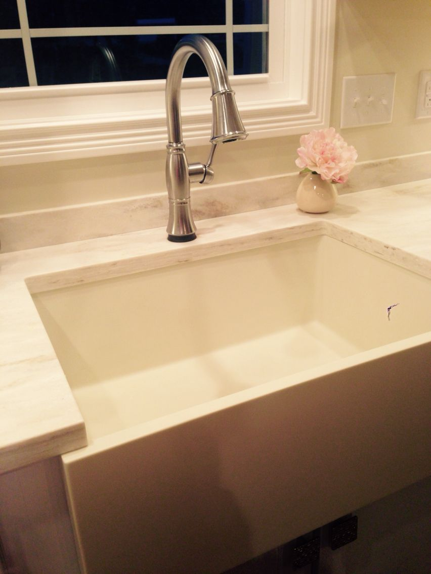 corian apron sink 690 surfaces pinterest apron sink