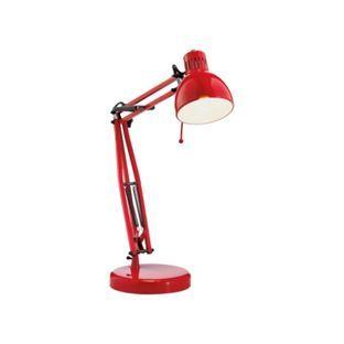 Studio - Desk Lamp - Red £19.99