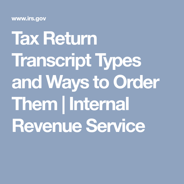 ba267e0ea679fe5380a01b8e5a31442b - How To Get A Tax Transcript From Irs Online