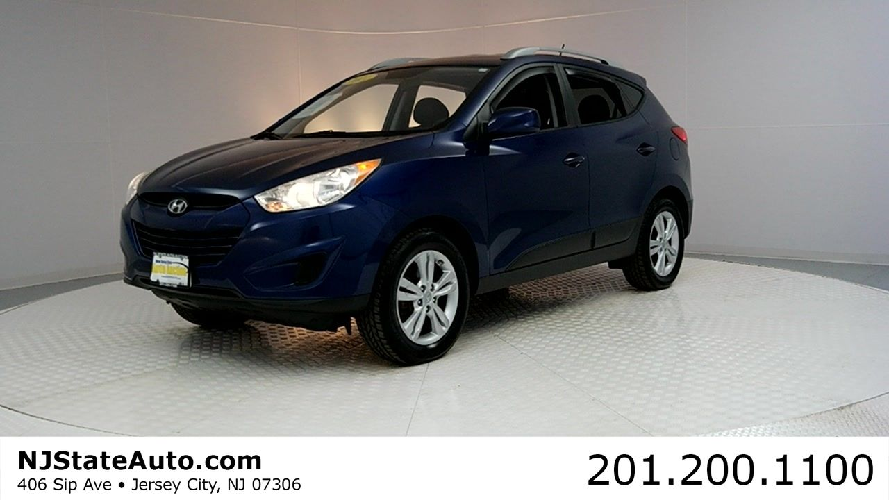 Tucson Car Auction >> 2011 Hyundai Tucson Gls Jersey City Nj Used Cars And