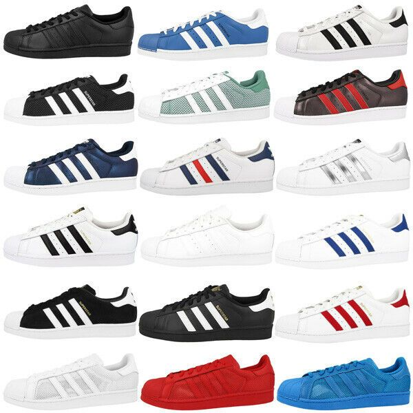 Details about Adidas Superstar Mens Shoes Originals Sneakers