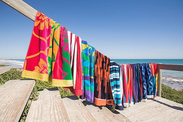 Colorful Beach Towels X With Images Luxury Beach Towels
