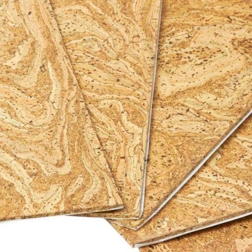 Quickfix Decorative Cork Floor Tiles