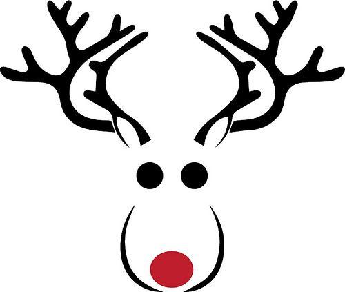 Download Reindeer | Christmas vinyl, Christmas svg, Christmas art