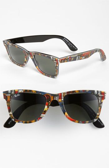 34dbdfa0fd Ray-Ban  Guitar Wayfarer  50mm Sunglasses on shopstyle.com ...