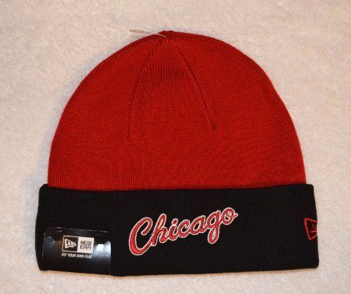 Chicago Bulls 2-tone New Era Beanie Hat - NBA Cuffed Winter Knit Toque Cap by New Era. $24.08. 100% Acrylic. Adult Uni-Sex...One Size Fits all. Officially Liscensed. High Quality Cuffed Beanie Hat. Brand new for Winter 2012!   All Beanies from WaveCaps are highest quality officially licensed products.
