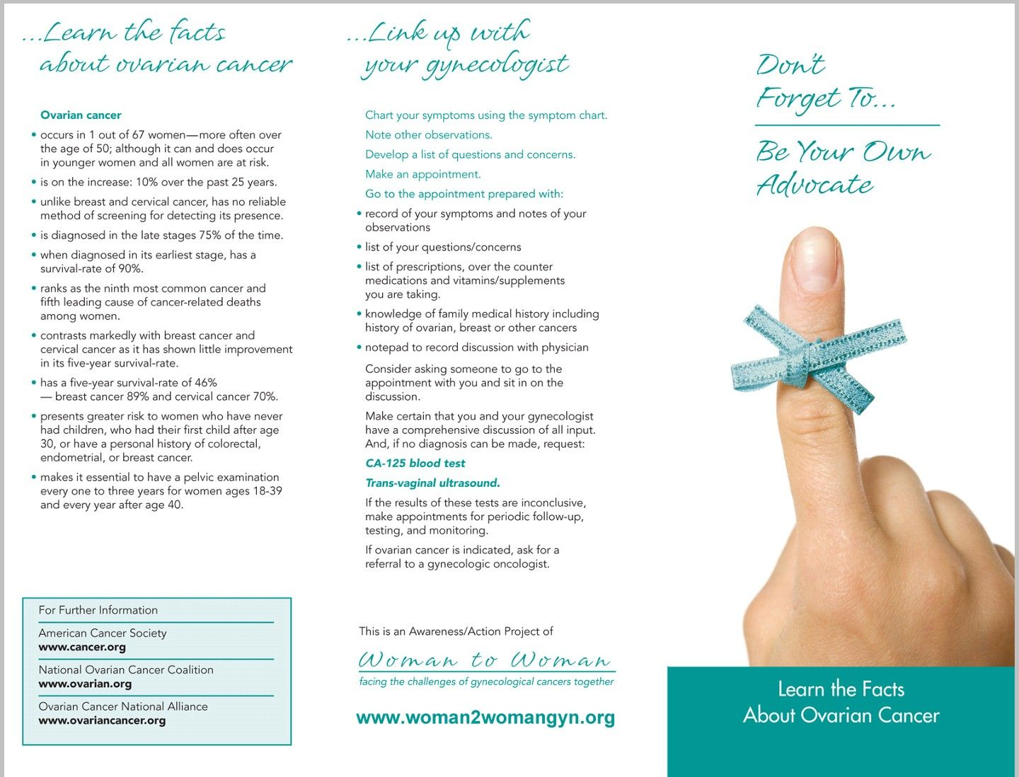 Pin On Ovarian Cancer Thoughts