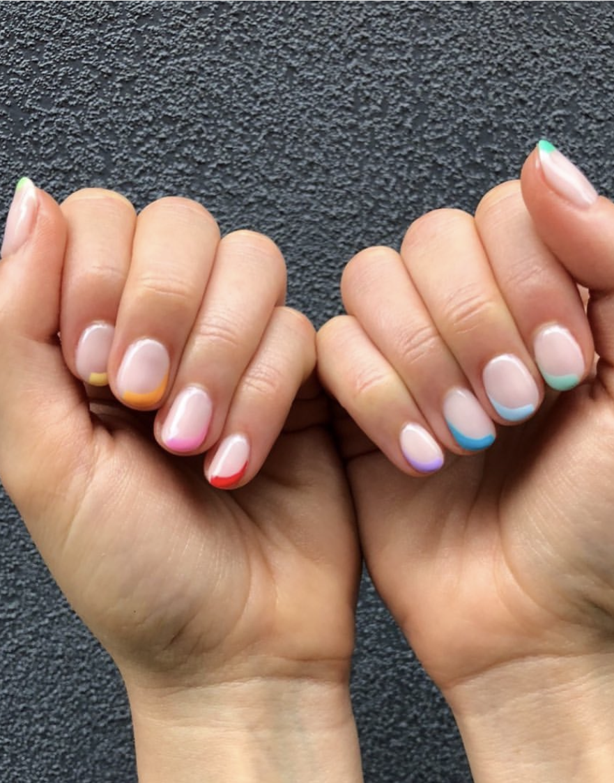 7 Moody Nail Trends To Try For October 2019