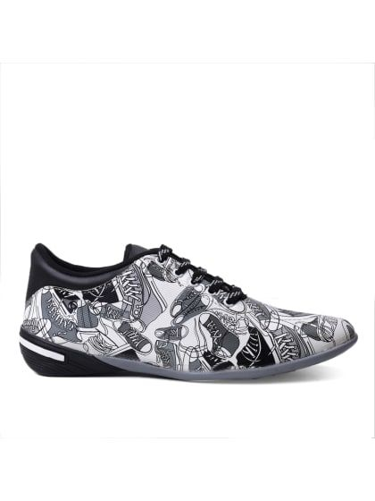 Black White Casual Shoes In 2019 Best