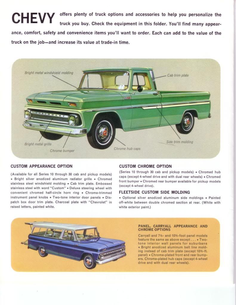 1960 -66 Truck literature, ads, post cards, books, posters, manuals - Page  2 - The 1947 - Present Chevrolet & GMC Truck Message Board Network