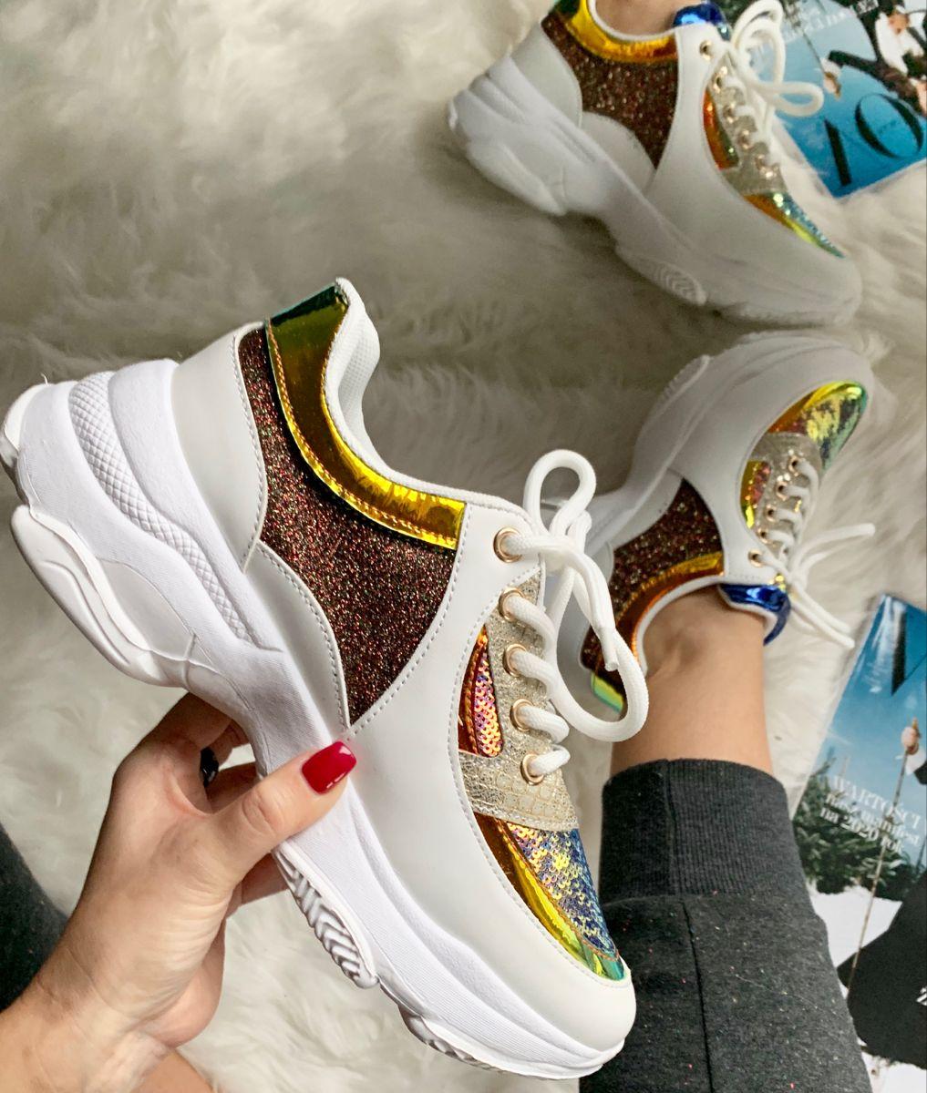 Obuwie Sportowe Wedding Sneaker Wedding Shoe Fashion