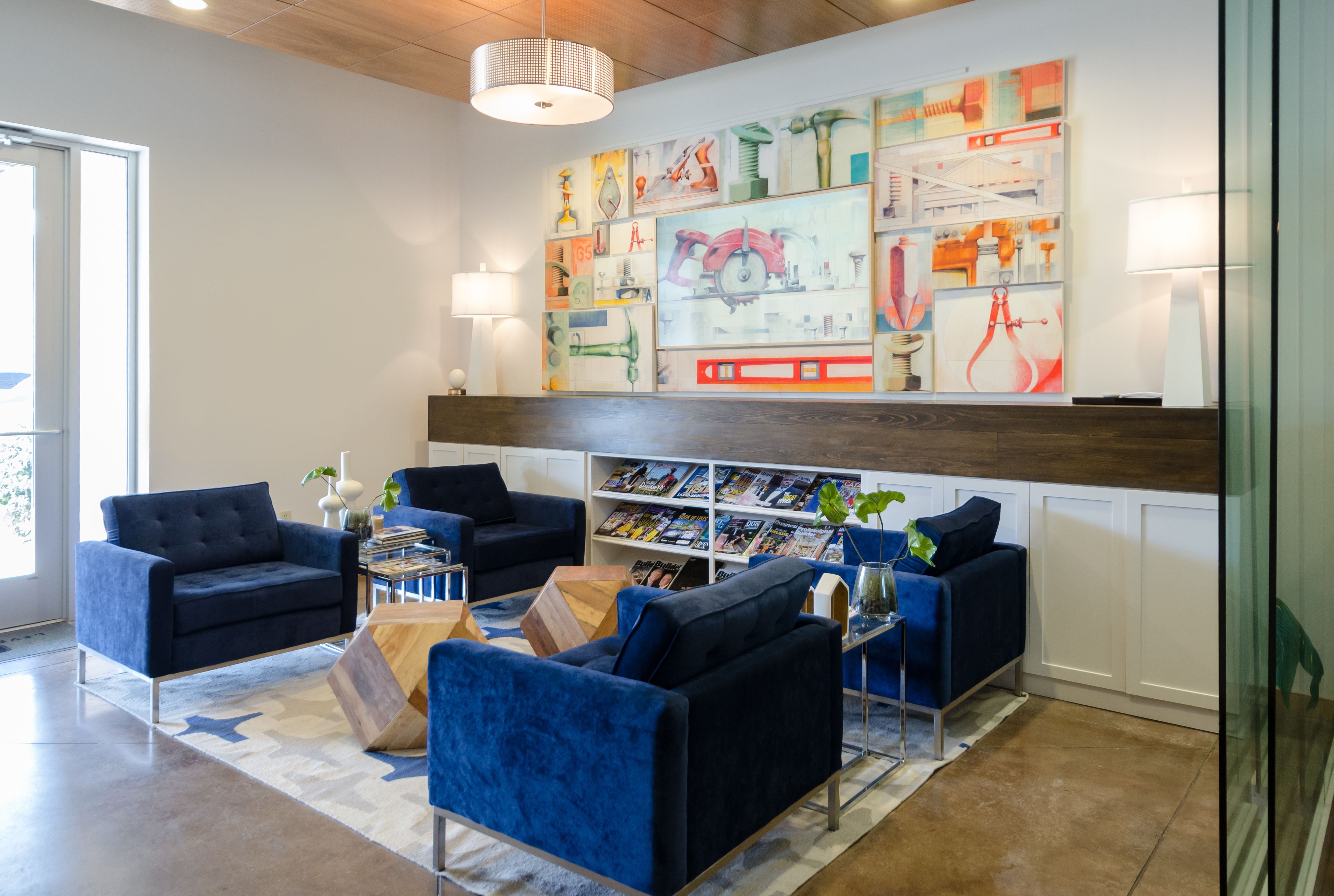 Home Builder Corporate Offices | The Design Studio Of Louisiana